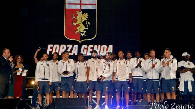 Genoa, Pavoletti: