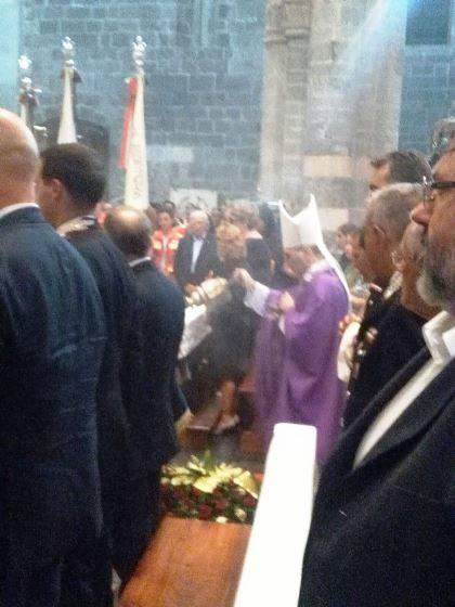 funerali pelusi