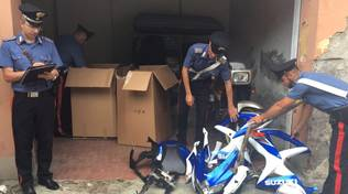 Furti di moto in provincia di Genova, l'operazione dei carabinieri di Santa Margherita
