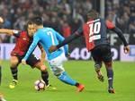 Genoa-Napoli Serie A