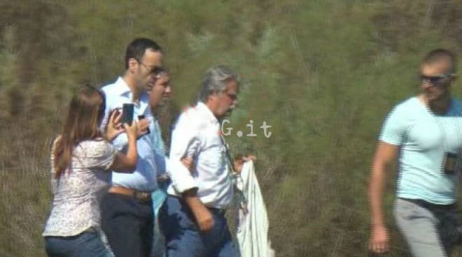 Fermato pilota milanese in Albania