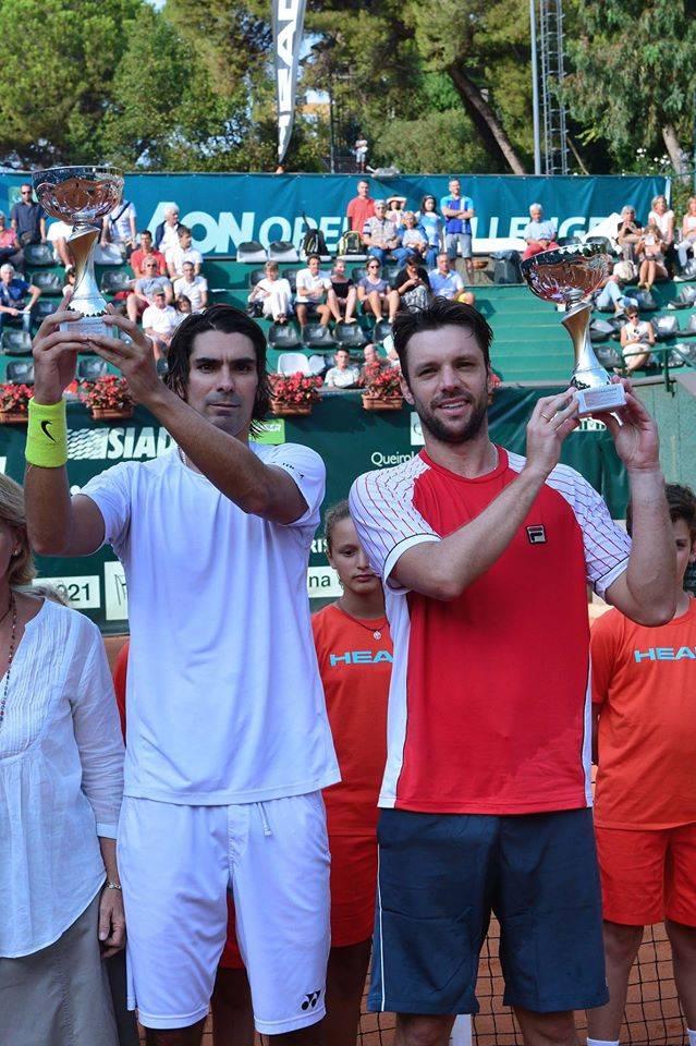 Horacio Zeballos e Julio Peralta