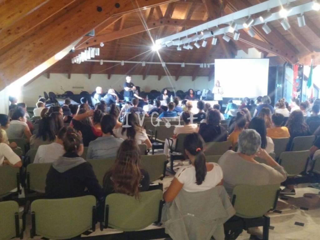 """Il primo incontro di """"Giovani Insieme"""" a Loano"""