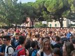 Inaugurazione scuola media Descalzo a Sestri Levante
