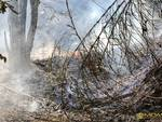 incendio a Bolzaneto