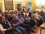 Levaggi incontra i cittadini sulla pedonalizzazione di piazza Matteotti