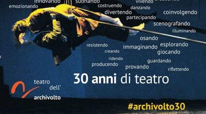 locandina Archivolto 30 anni