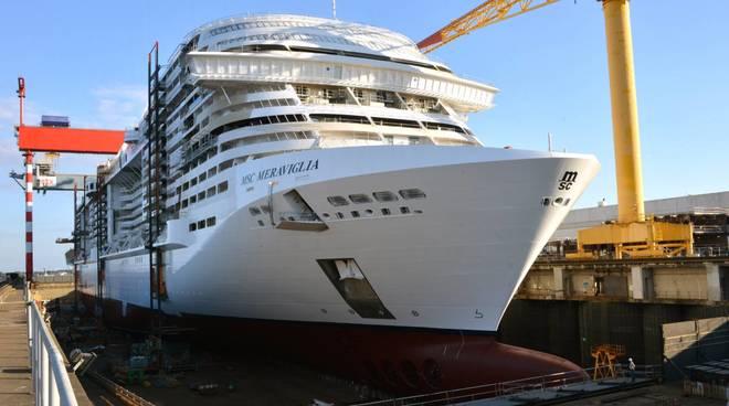 Un'altra nave per Msc Crociere