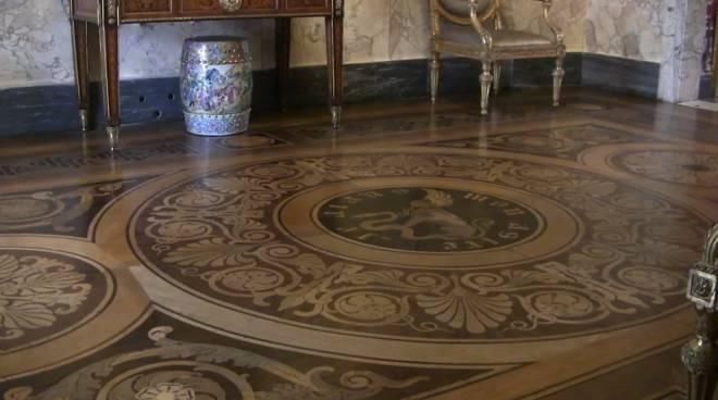 Pavimento palazzo reale