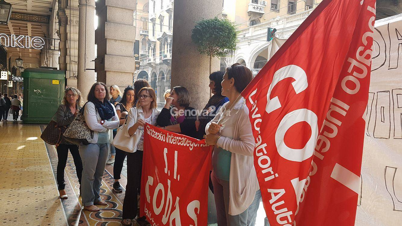 protesta hotel bristol