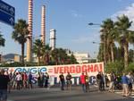 protesta tirreno power 8 settembre