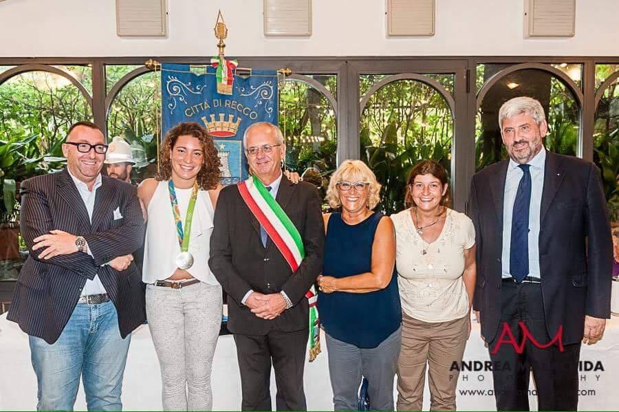 Recco premia Roberta Bianconi