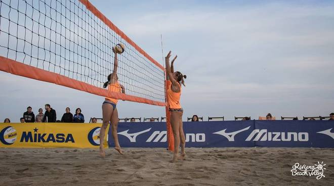 Bagni Blu Beach Vado Ligure : Finale ligure al via riviera beach volley ivg