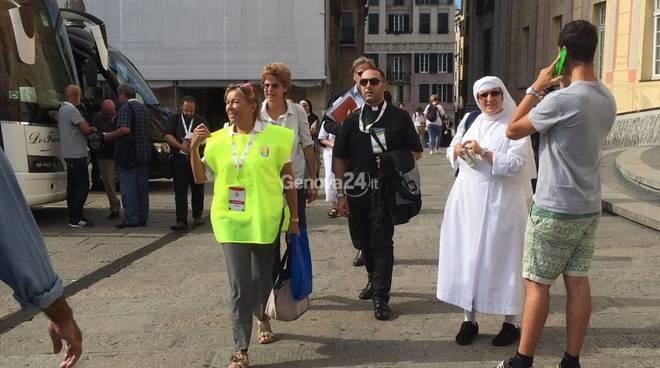 Genova, 15 mila fedeli per l'Adorazione al Porto Antico