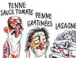 terremoto vignetta charlie hebdo