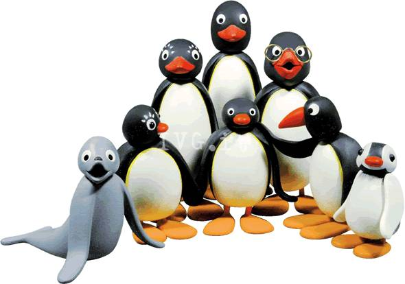 Pingu's Englis Loano