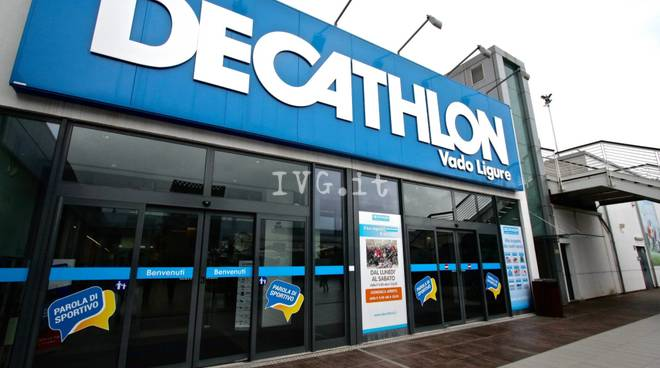 Decathlon Molo 8.44 Vado Ligure