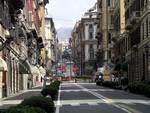 Via Roma a Genova