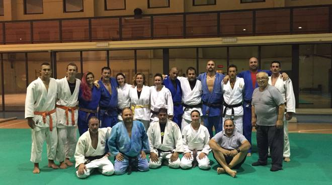 yama arashi judo savona