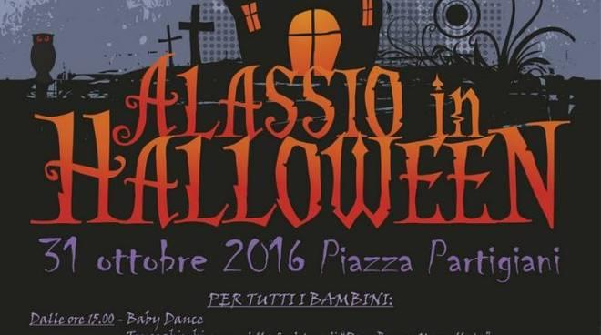 Alassio in Halloween