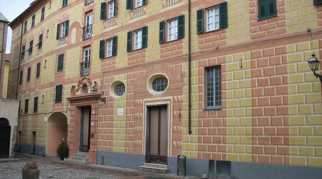 albenga ex chiesa san lorenzo