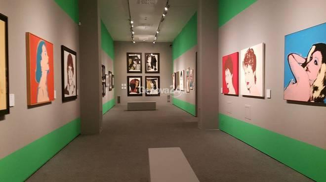 Andy Warhol in mostra a Genova a 30 anni dalla scomparsa