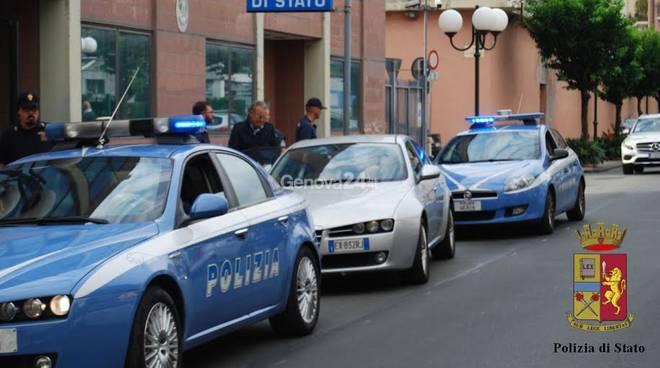 Arresto a Chiavari di Vincenzo Morso