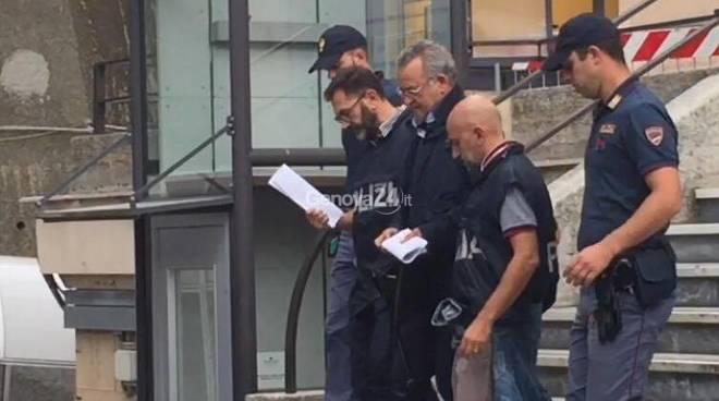 Arresto di Enzo Morso