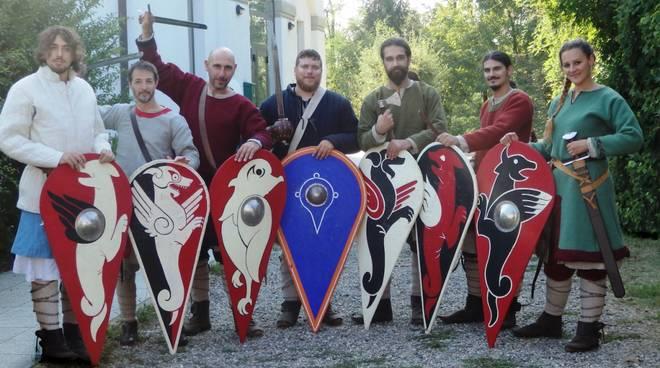 battaglia di hastings gruppo storico la medioevale