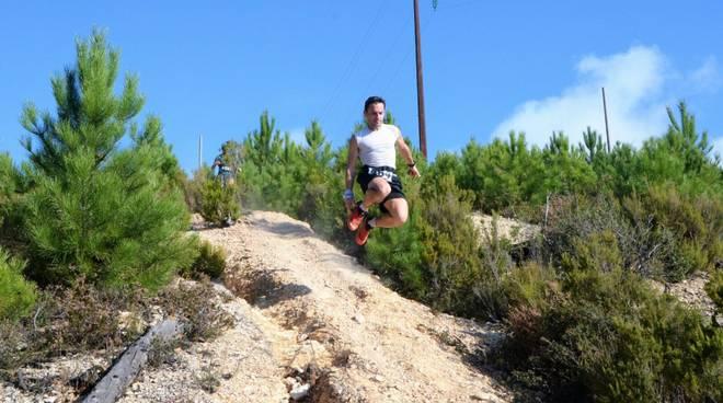 Berg trail