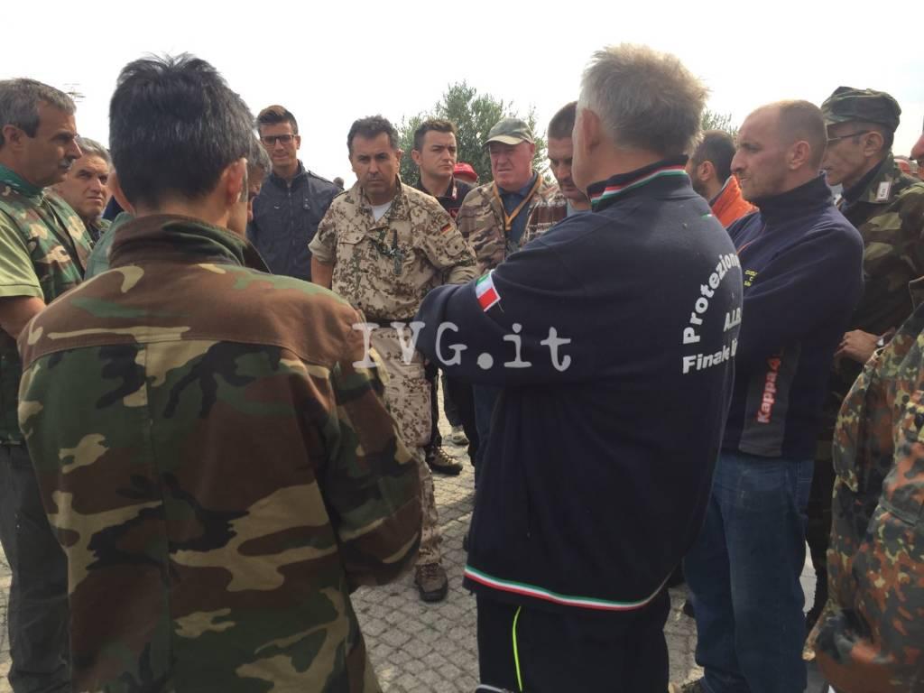 Carabiniere scomparso