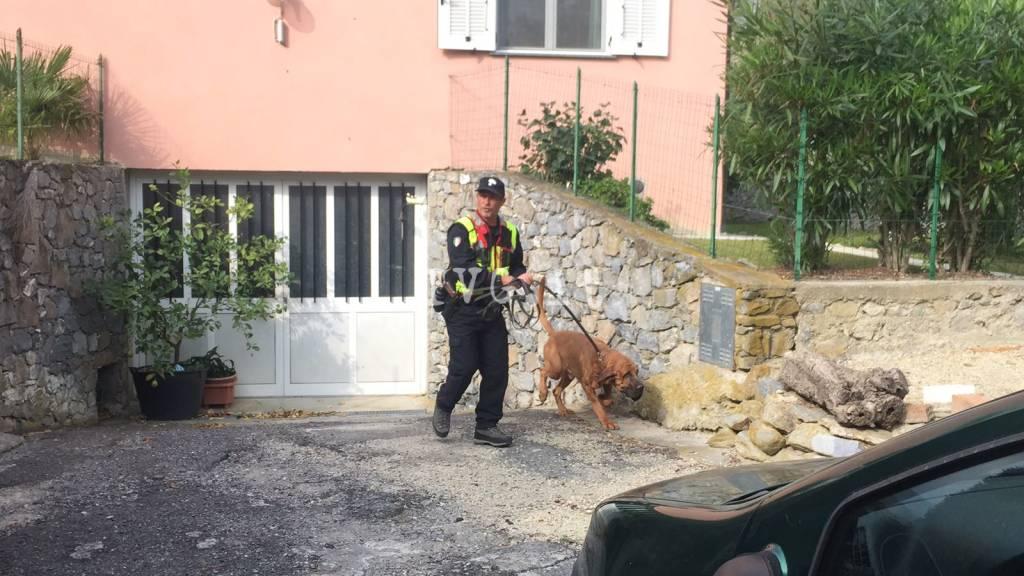 Carabiniere scomparso da casa a Magliolo: le ricerche