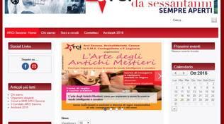 E\' on-line il nuovo sito di Arci Savona: www.arcisavona.it