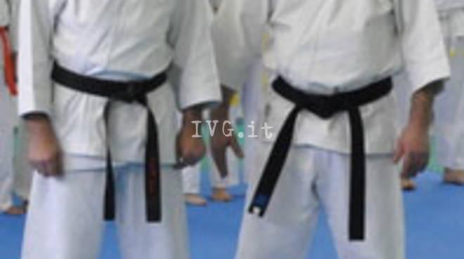 Stage di Karate Shotokan 8° Dan alla palestra Full Metal Club di Albenga