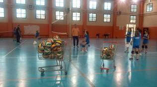 Maremola Volley - sezione under: fatica e goliardia in ritiro a Calizzano