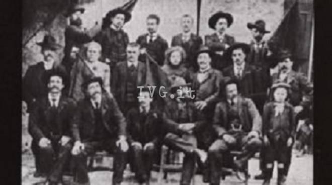 """Presentazione del libro \""""Poesia operaia e sociale a Savona 1890 -1922\"""" alla SMS Cantagalletto"""