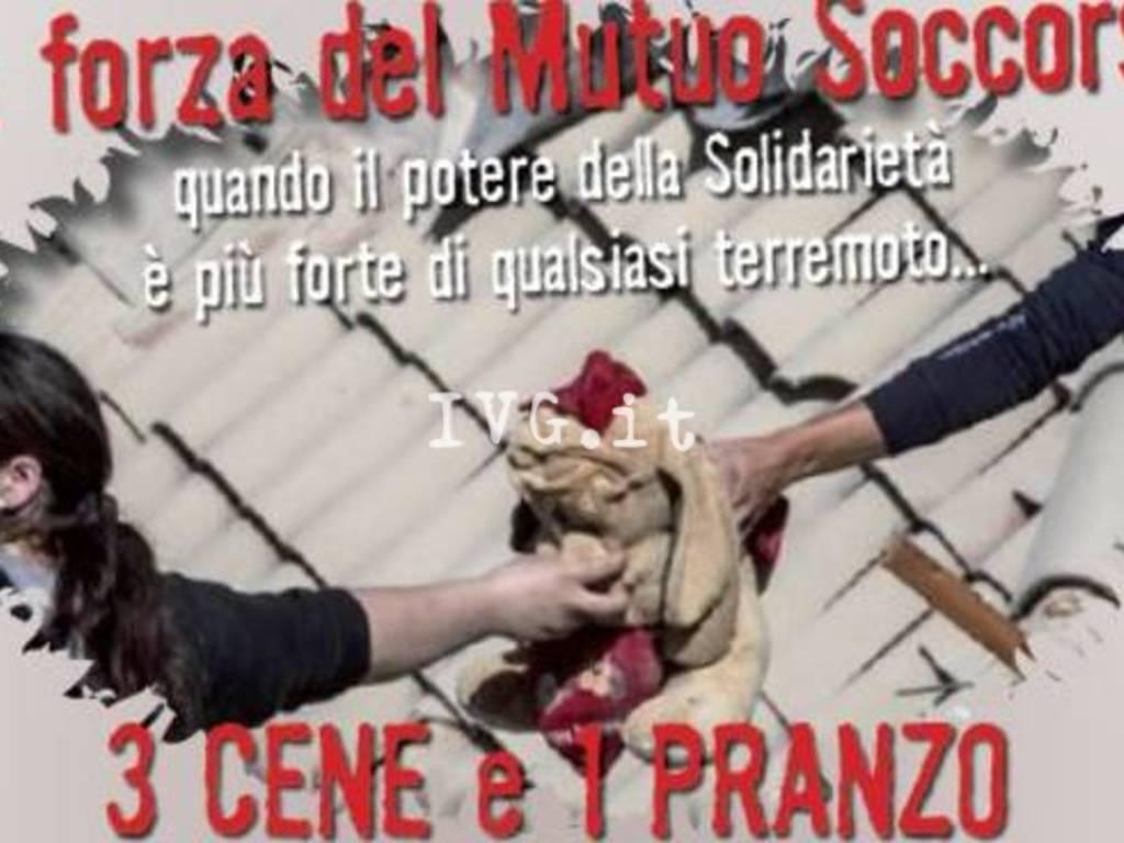 """Giovedì sera gran finale de """"La forza del Mutuo Soccorso"""" alla S.M.S. Cantagalletto"""