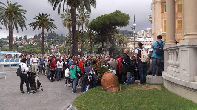 Cartoonists a Rapallo