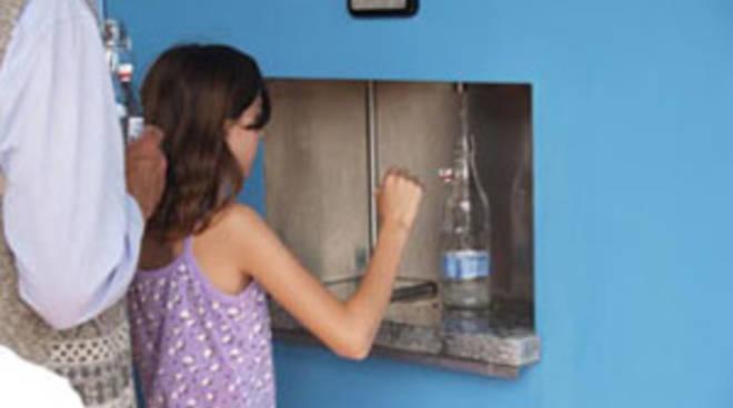 casetta acqua