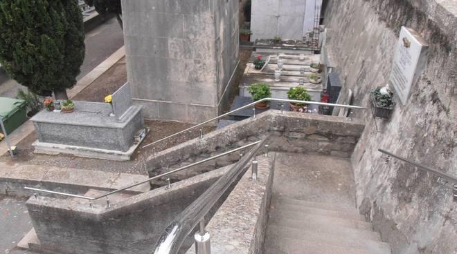 cimitero alassio