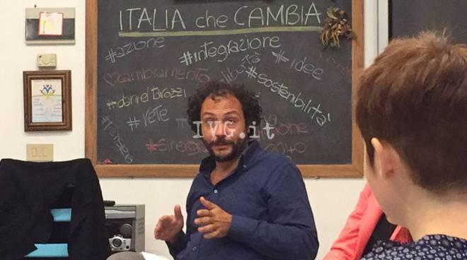 daniel tarozzi italia che cambia