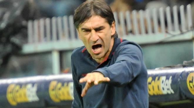 Genoa Vs Milan Serie A