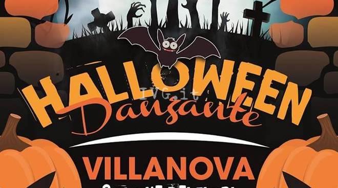 Halloween Danzante a Villanova D\'Albenga