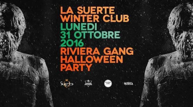Halloween Party Discoteca La Suerte
