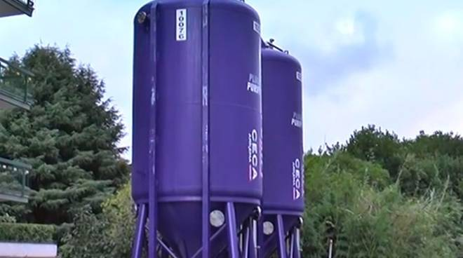 impianto filtrazione acqua casarza ligure
