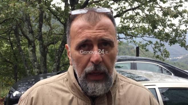 Genova, arrestato il nipote dell'uomo trovato decapitato nei boschi