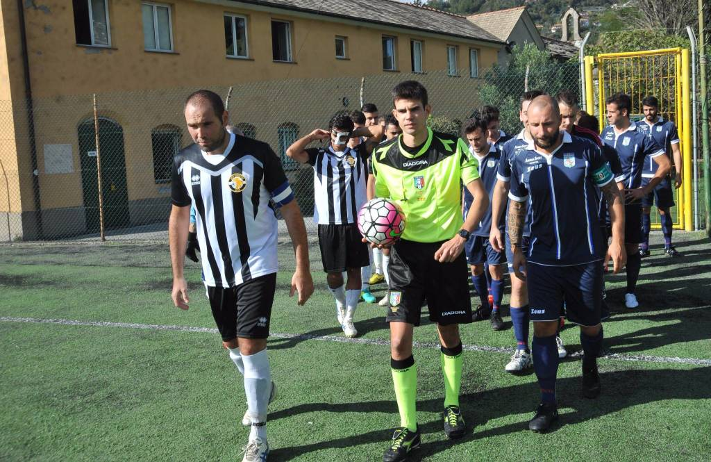 Mignanego Impero - Ruentes 2010 Prima Categoria Girone B