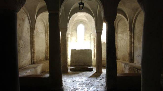 noli chiesa san paragorio