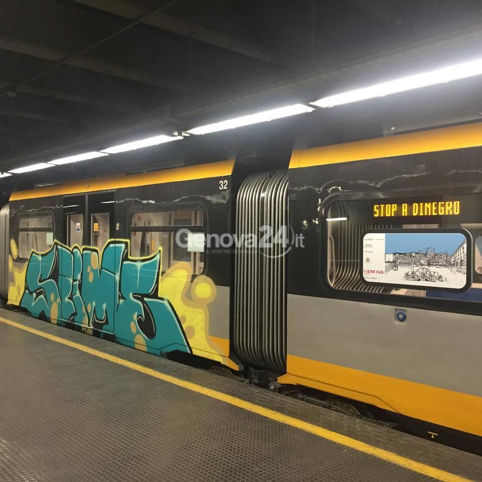 nuovi treni metro