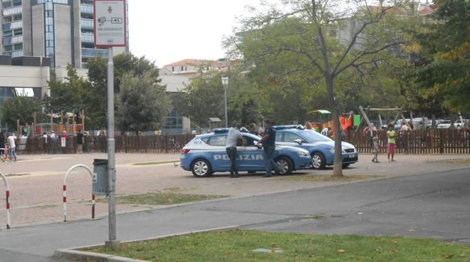 polizia giardini nazioni